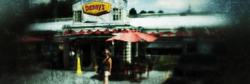Ein Denny's in Florida