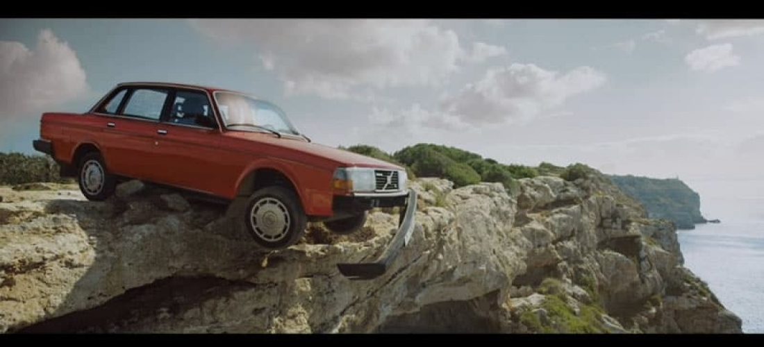 On Set: BAG – Cliffhanger in Mallorca