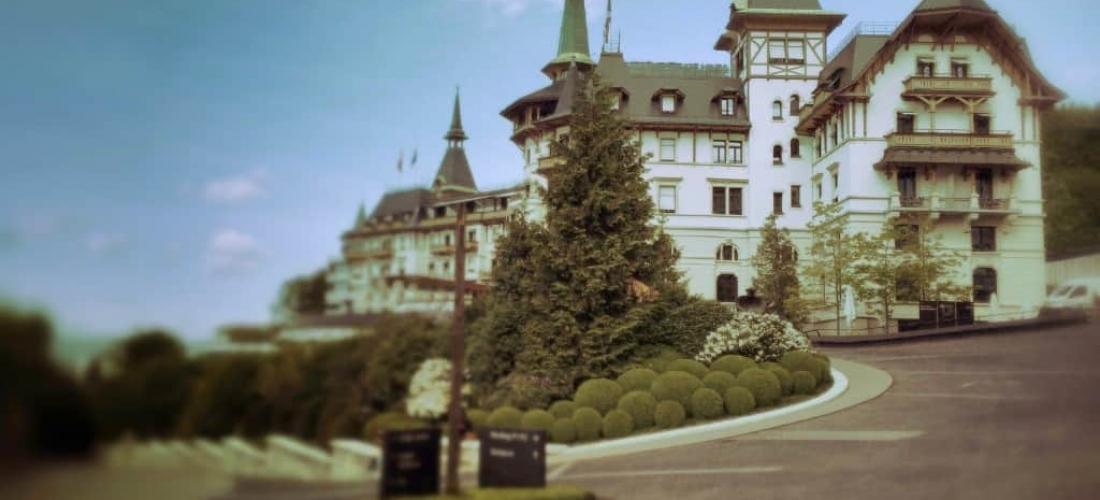 On Set: Züri Tourismus – Concierge im Dolder Grand