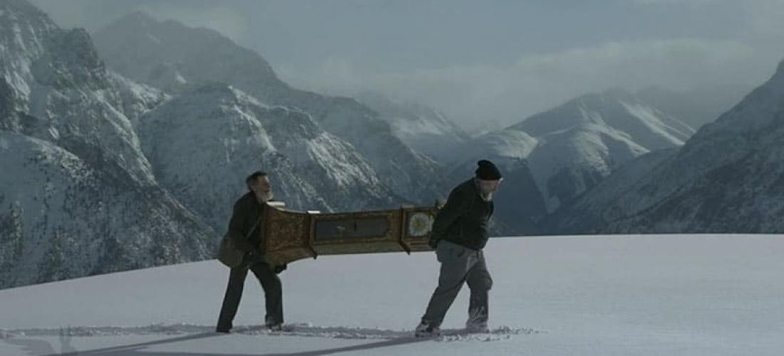 On Set: Swiss Tourismus – Time