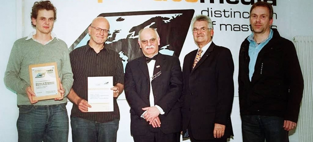 Award in Stuttgart