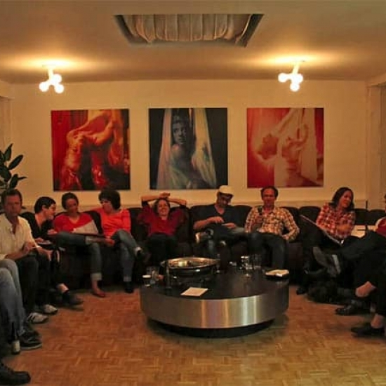Stories – Party 2011